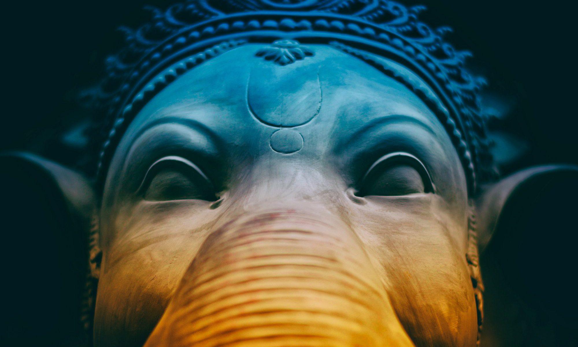 Andrea Benzoni - Mystic Light - Ganesha