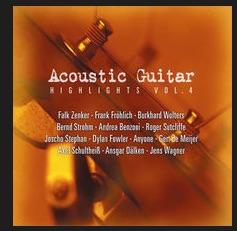 Acoustic Guira Vol.4 - Andrea Benzoni