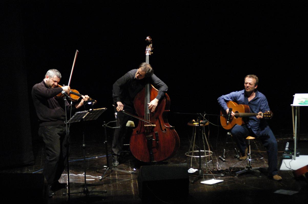 Andrea Benzoni in concerto