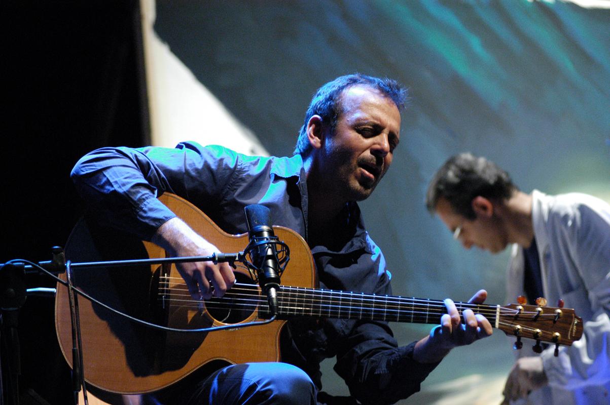 Andrea Benzoni Musica che ispira la pittura
